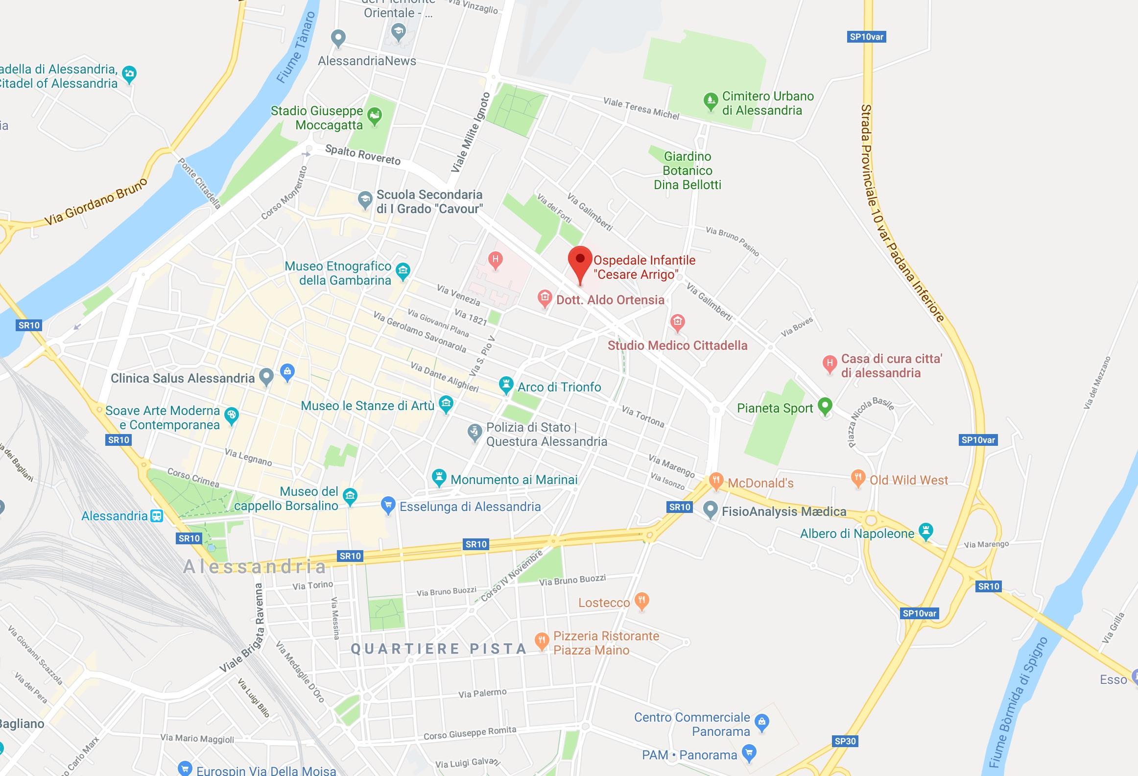 mappa-ospedale-pediatrico-alessandria